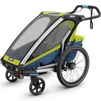 Przyczepka Thule Chariot Sport 1 Niebiesko Zielona