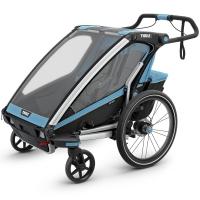 Przyczepka Thule Chariot Sport 2 Czarno Niebieska