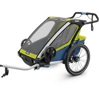 Przyczepka Thule Chariot Sport 2 Niebiesko Zielona