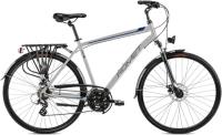 Rower Romet Wagant 2 Srebrno-Niebieski L