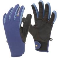Rękawiczki SealSkinz All Weather Fusion Control niebieskie