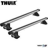 Bagażnik Dachowy Thule SlideBar Evo Kia Rio 5-dr Hatchback 12-17 Dach Normalny