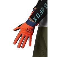 Rękawiczki Fox Defend Pomarańczowe