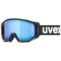 Gogle Uvex Athletic CV Niebieskie