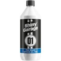 Preparat czyszczący Shiny Garage Pre-Wash Citrus Oil TFR
