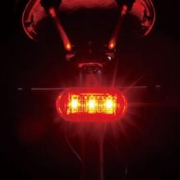 Cateye TL LD135 R Omni 3 Lampka rowerowa tył LED