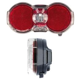 Busch & Muller Toplight Flat Senso Lampka tylna na bagażnik