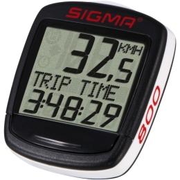Sigma Baseline 800 Licznik rowerowy 8 funkcji