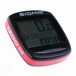 Sigma Baseline 1200 WL Licznik rowerowy bezprzewodowy 12 funkcji