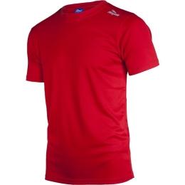Rogelli Promo Koszulka biegowa czerwona
