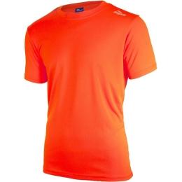 Rogelli Promo Koszulka biegowa pomarańczowa