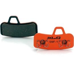XLC BP O22 Klocki hamulcowe tarczowe żywiczne Hayes Stroker Ace