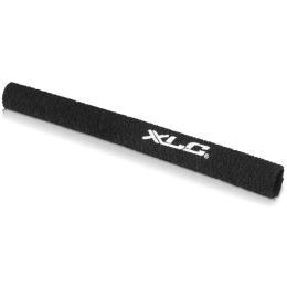 XLC CP N02 Osłona ramy pod łańcuch czarna 250 x 130 x 130
