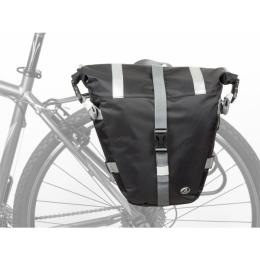 Author A-N495 Torba rowerowa boczna na bagażnik 19L