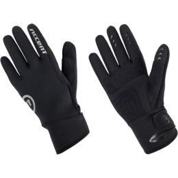 Accent Raindrop Zimowe rękawiczki rowerowe ocieplane