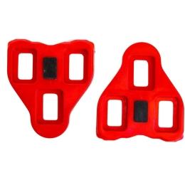 Roto Bloki do pedałów Look Delta 9 st czerwone