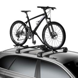 Thule ProRide 598 Uchwyt rowerowy na dach za ramę czarny