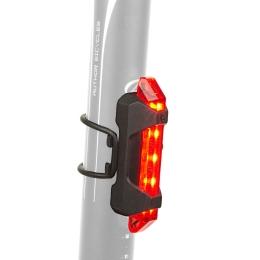 Author Stake Mini USB Lampka rowerowa tylna