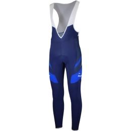 Rogelli Andrano 2.0 Spodnie rowerowe z wkładką granatowo niebieskie