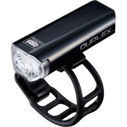 Cateye SL LD400 Duplex Lampka przód/tył Led 30/10 lumenów