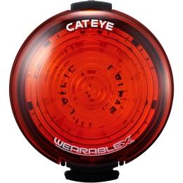 Cateye SL WA100 Wearable X Lampka rowerowa tylna 35 lumenów