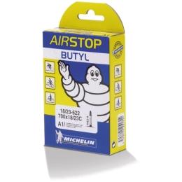 "Michelin A2 Airstop 28"" 700 x 25/32 presta 40mm Dętka"