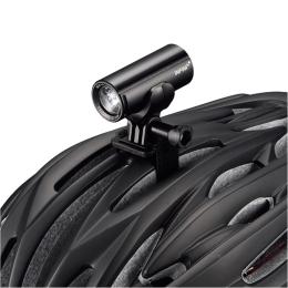 Infini Micro Luxo 273P Lampka rowerowa przednia 18 lux srebrna