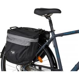 Merida Medium Pannier Dwuczęściowa sakwa rowerowa 20L