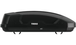 Thule Force XT S Box dachowy 300L Czarny Aeroskin