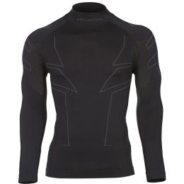 Brubeck Cooler Komplet odzieży termoaktywnej na motocykl bluza + spodnie unisex czarne