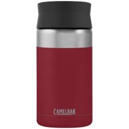 Camelbak Hot Cap Vacuum Insulated Kubek termiczny srebrno czerwony