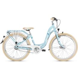 Puky Skyride 24-3 Alu Classic Light Miejski rower dziecięcy 24'' azure 2019