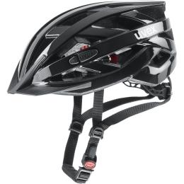 Uvex I vo 3D Kask rowerowy szosowy MTB black