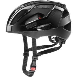 Uvex Quatro XC Kask rowerowy szosowy black black