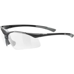 Uvex Sportstyle 223 Okulary sportowe black grey clear