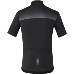 Shimano Escape Jersey Koszulka rowerowa z krótkim rękawem black