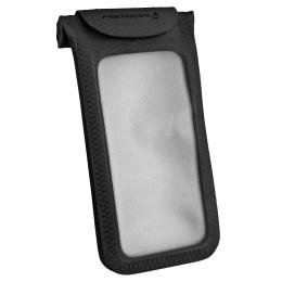 Merida Wodoodporna torebka na kierownicę na smartfon w rozmiarze M czarna