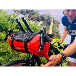 Zefal Z Adventure F10 Torba rowerowa na kierownicę wodoodporna 10L