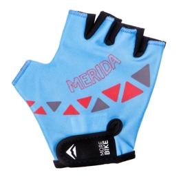 Merida Mini Rękawiczki rowerowe dziecięce blue