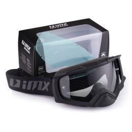 IMX Dust Gogle Czarne Matowe