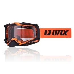 IMX Dust Graphic Gogle Pomarańczowe