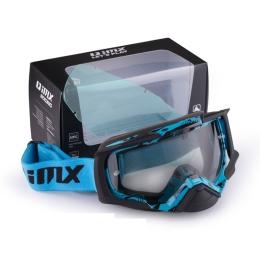 IMX Dust Graphic Gogle Niebieskie