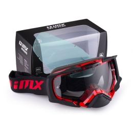 IMX Dust Graphic Gogle Czerwone