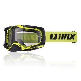 IMX Dust Graphic Gogle Żółte