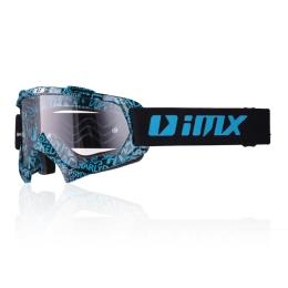 IMX Mud Graphic Gogle Niebieskie
