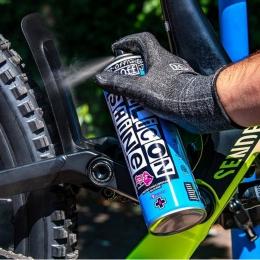 Muc-Off Silicone Shine Środek do polerowania