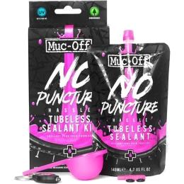 Muc-Off No Puncture Hassle Zestaw uszczelniający do systemów bezdętkowych
