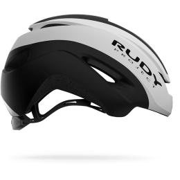 Rudy Project Volantis Kask Szosowy triathlon White black matte