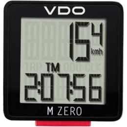 VDO M0 Zero WR Licznik rowerowy przewodowy