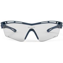 Rudy Project Tralyx ImpactX Okulary szosowe triathlon biegowe granatowe